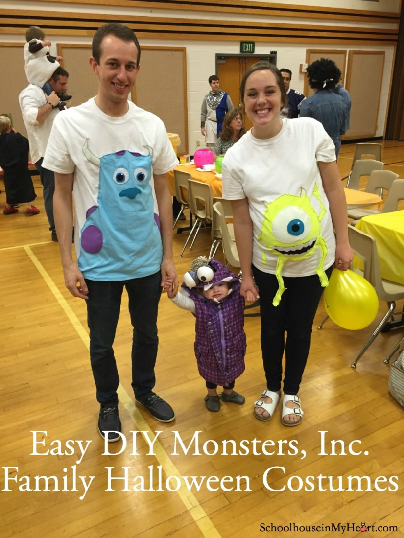 Monsters . Costumes Halloween 2015 Jacob Journals