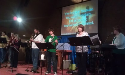 Praise-Worship-Band