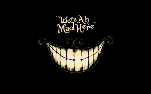 were-all-mad-here-cheshire-cat-typography-hd-wallpaper-1920x1200-1848