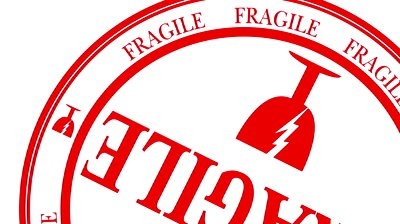 stock-footage-animated-ink-stamp-fragile-loopable-includes-alpha-channel