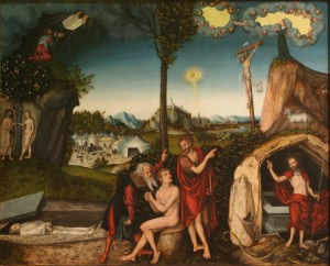 Lucas_Cranach_(I)_-_The_Law_and_the_Gospel (1)