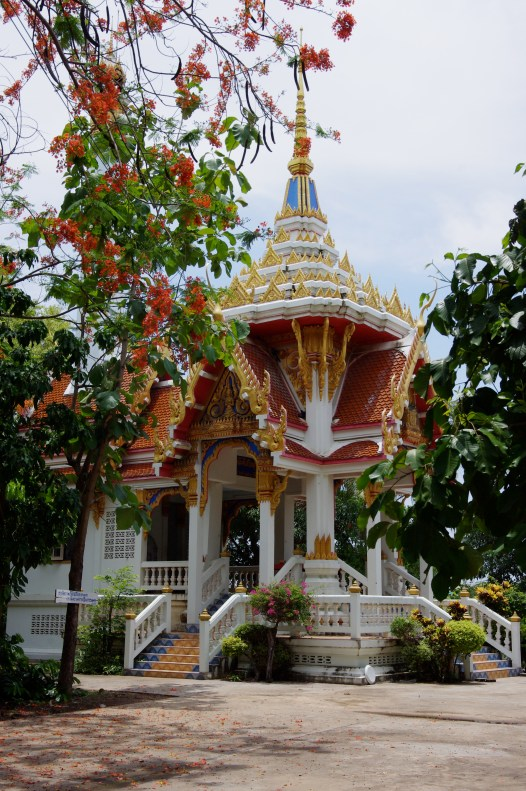 Buddhist Temple in yasothon