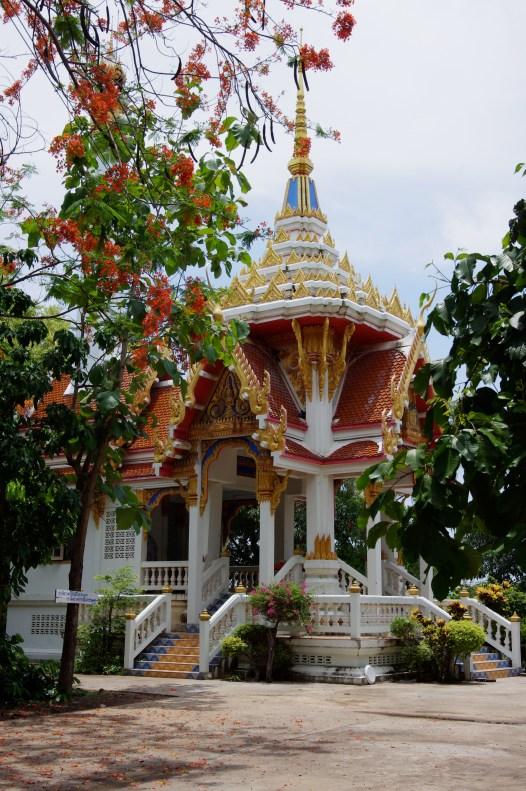 Buddhist Temple in yasothon