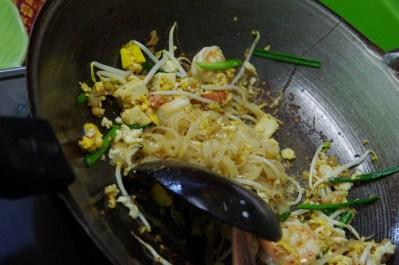 Pad Thai at Silom Thai Cooking Class