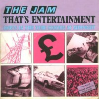 The Jam - Single - That's Entertainment | The Jam ...