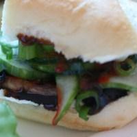 Momofuku pork buns & pork belly ssäms