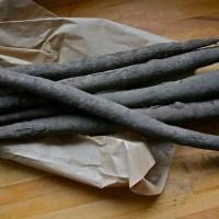 scorzonera gratin - Schwarzwurzelgratin