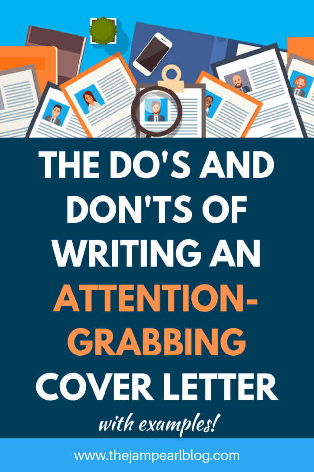 The Do's and Dont's of Writing An Attention-Grabbing Cover