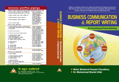 Business Communication & Report Writing