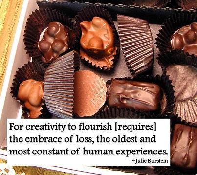 chocolates and creativity