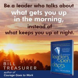 Bill Treasurer - Lead Yourself First