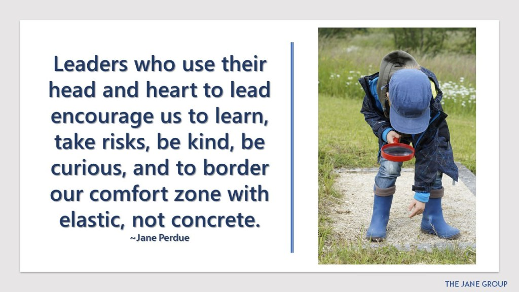 head and heart leaders
