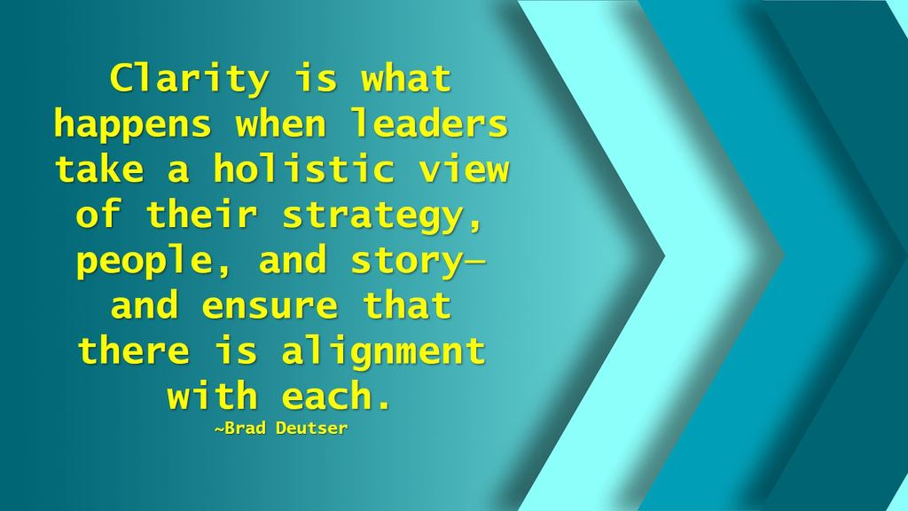 Use clarity and empathy to overcome an organizational crisis