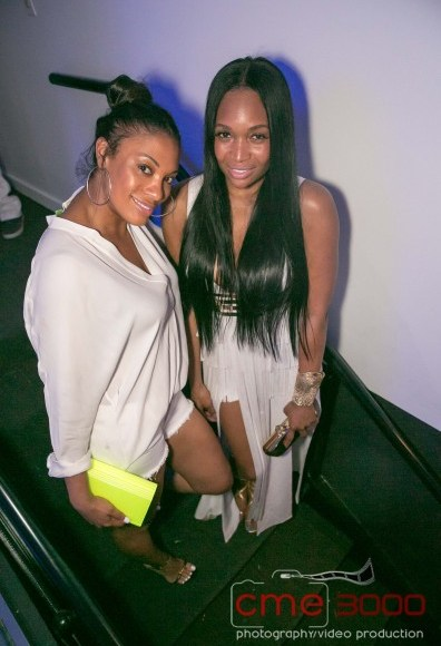 MARLO HAMPTON-PRIVE GRAND OPENING TREY SONGS 2013-the jasmine brand