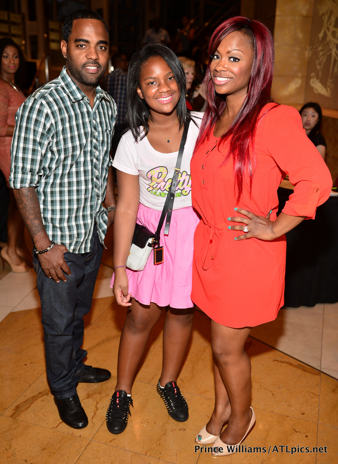 Kandi Burruss Fiance Daughter Killed
