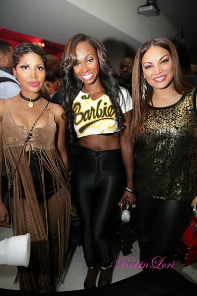 toni braxton-kendra g-egypt sherrod-Towanda Braxton 40th birthday party-the jasmine brand