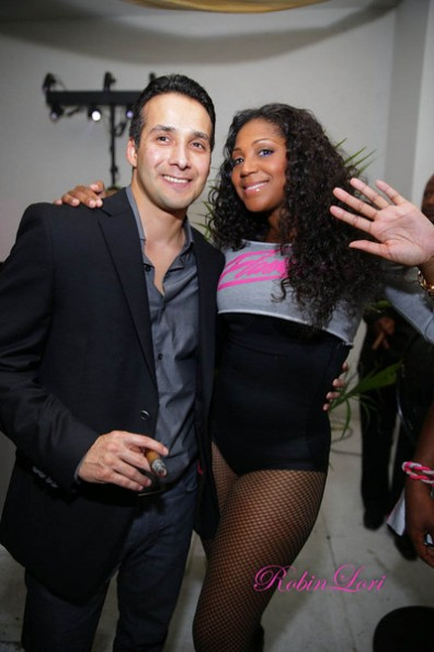 traci-husband-Towanda Braxton 40th birthday party-the jasmine brand