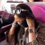 Naomi Campbell Fully Sanitizes Her Seat On Every Plane She