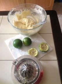Lemon drizzle cake 2