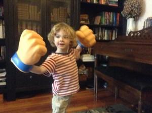 Rumble Fists 2