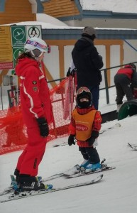 Tremblant 2 - corbin ski school