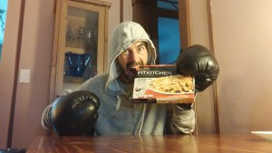 The Mike Tyson way to open a box of FitKitchen