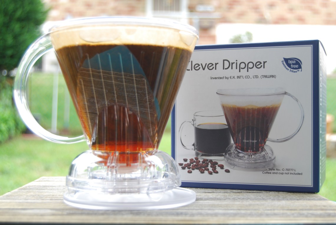 Clever Dripper Coffee Brewer