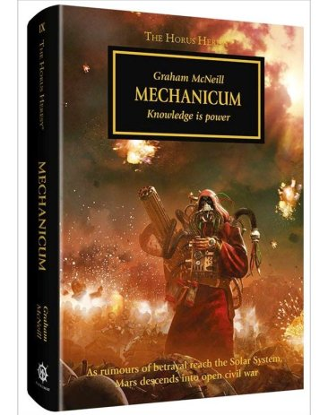 Image result for the mecanicum book