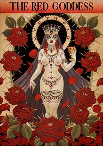Image result for the red goddess