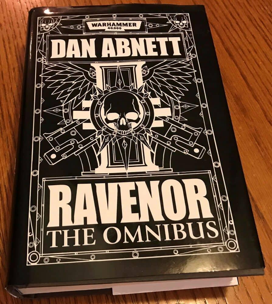 Ravenor Omnimbus