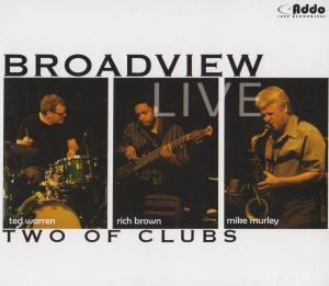 Ted Warren Broadview Two of Clubs