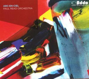 Paul Read Orchestra_Arc-en-ciel_Cover