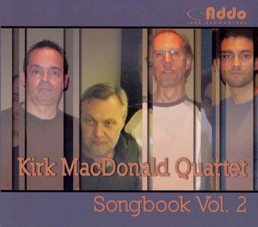 Kirk MacDonald Quartet