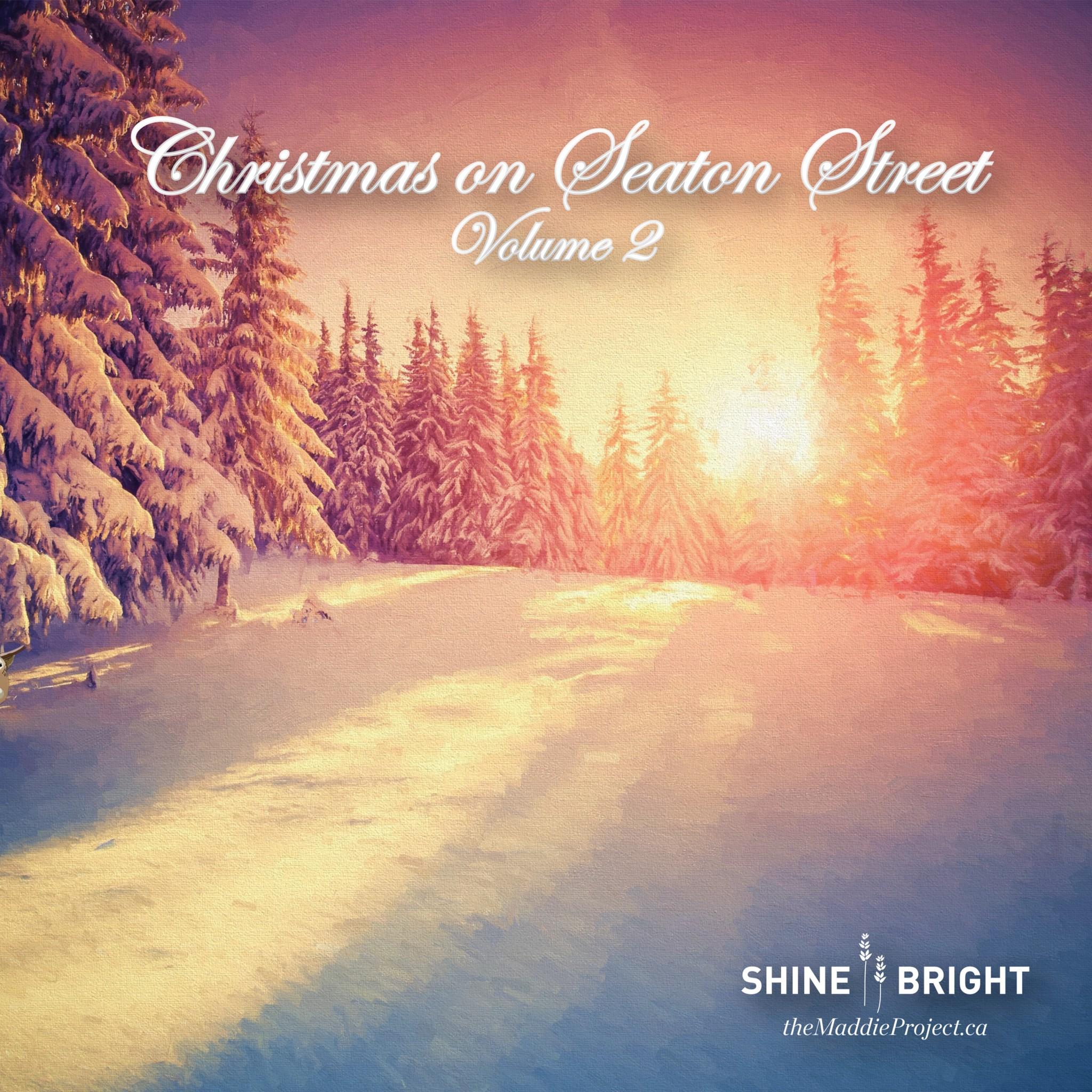 Christmas on Seaton St. Vol. 2 - THEJAZZBOX.ca
