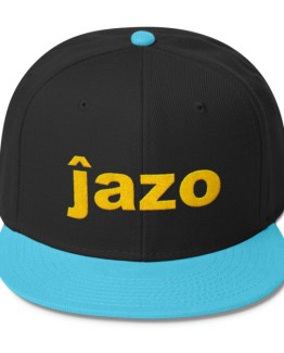 JAZZ IN ESPERANTO Wool Blend Snapback