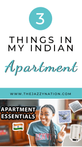 3 Things in My Indian Apartment That Just Make Sense