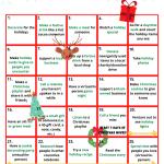 25 Days of Christmas: Free Digital Advent Calendar (2020)