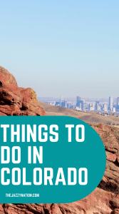 A Perfect Day In Colorado: Food & Outdoor Activities