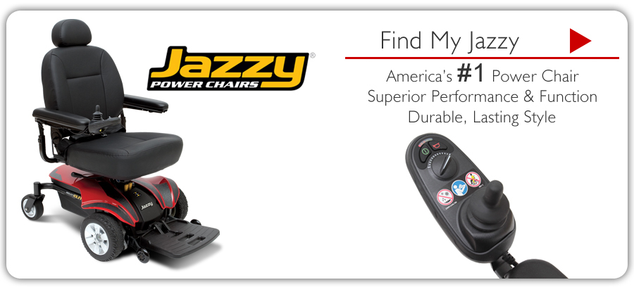 Jazzy Power Chairs - Find My Jazzy