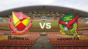 Kedah atau Selangor juara Piala Malaysia 2016??