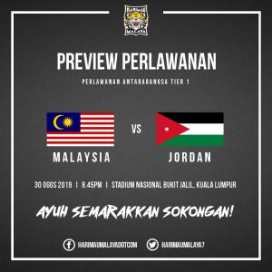 Live streaming malaysia vs jordan 30.8.2019