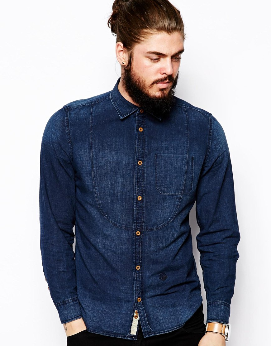 diesel-denim-shirt