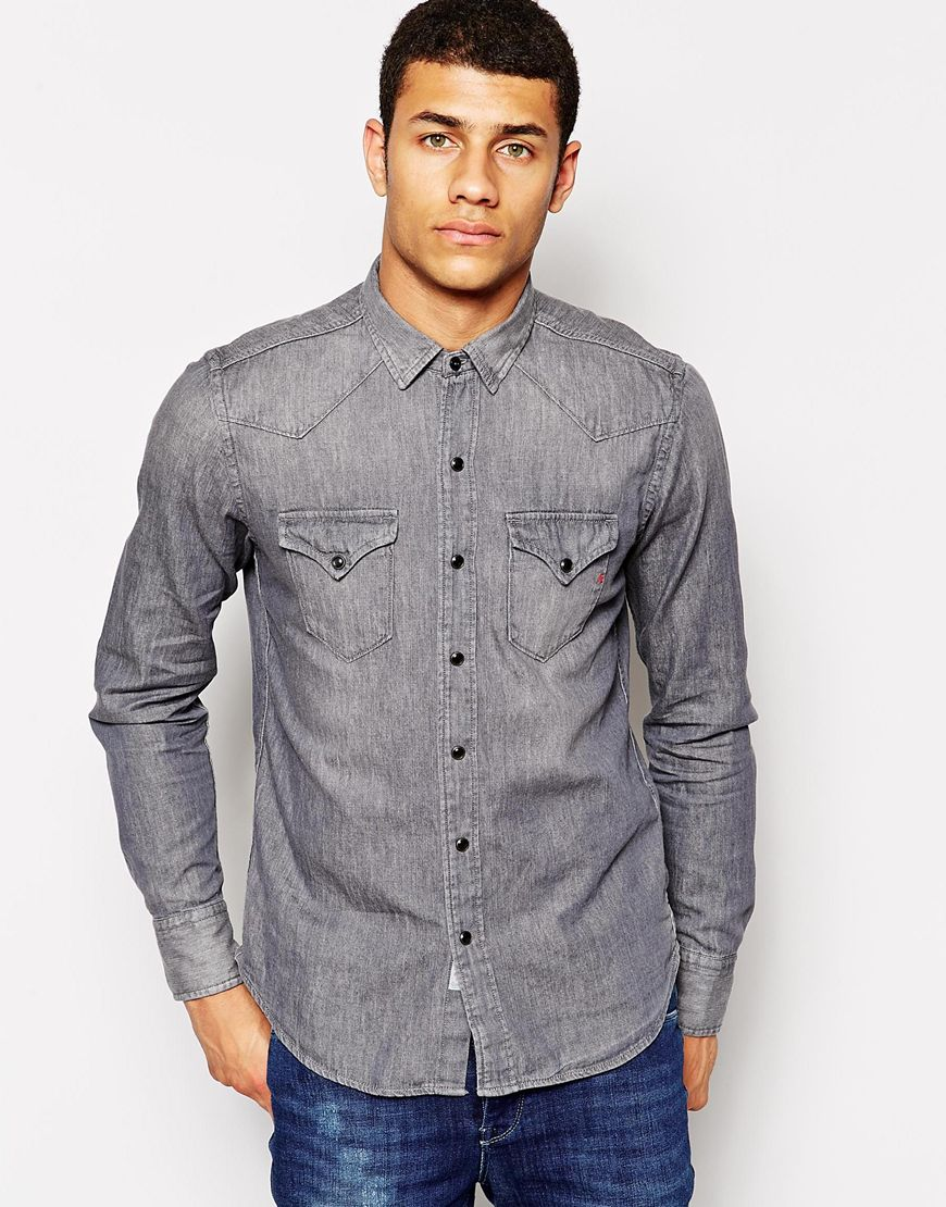 replay-denim-shirt-western-grey