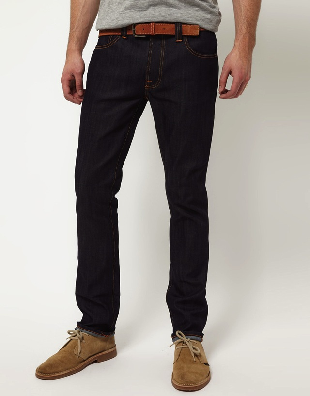 Nudie-Thin-Finn-Organic-Dry-Ecru-Embo-Slim-Fit-Jeans