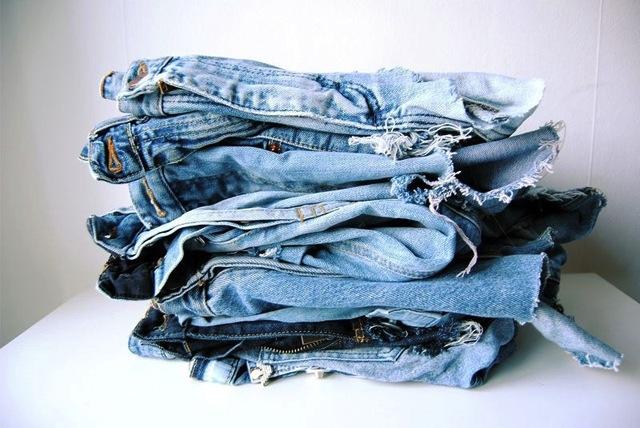 folded-denim-shorts