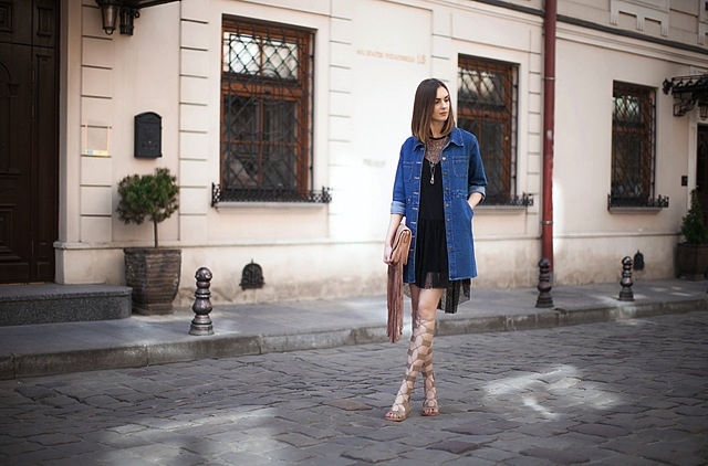 This Weeks 10 Fashion Bloggers In Denim The Jeans Blog