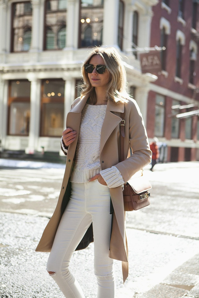 how-to-wear-white-jeans-for-fall-winter-2