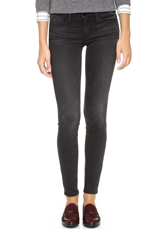 12 Of The Best Grey Jeans For Women The Jeans Blog