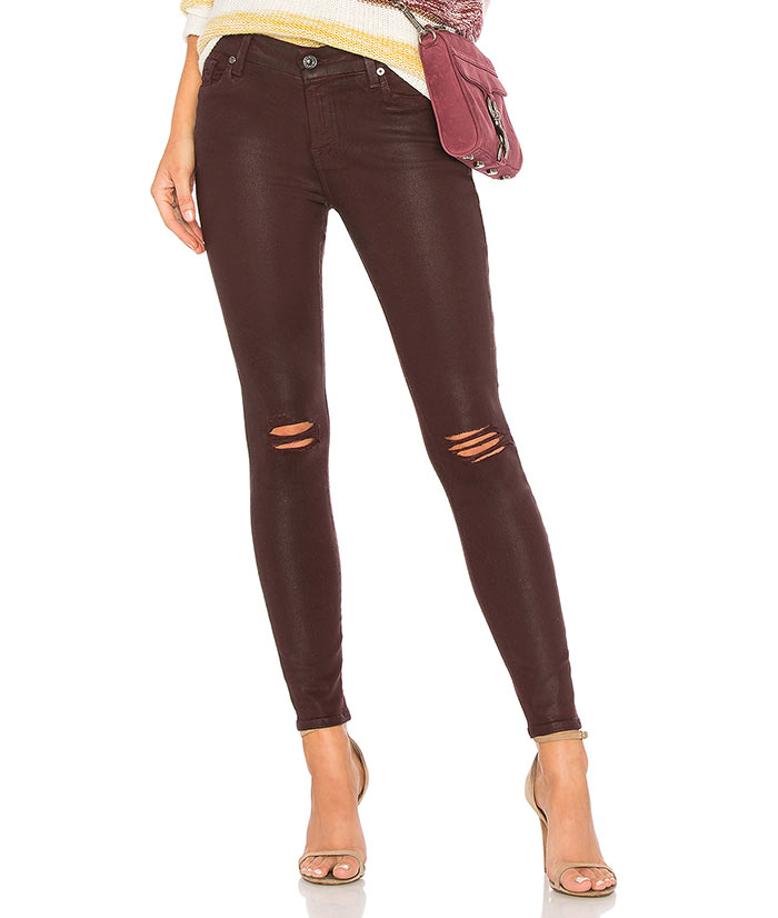 10 Best Coated & Waxed Jeans For Winter