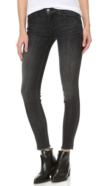 current-elliott-raw-hem-jeans